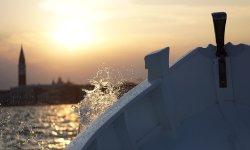 Touring Venice Lagoon