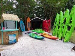 Sharp Springs Kayak & Canoe Rentals