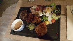 Restaurant  La Casa des Frangins