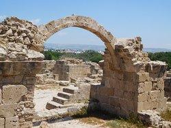 Saranta Kolones Castle