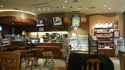 Tully's Coffee, Koriyama Station