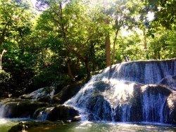 Panas Falls