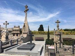 Cementiri d'Arenys de Mar