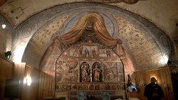 Iglesia de San Miquel de la Mosquera