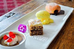 Panache of Desserts