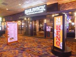 Bailiwick -- front door