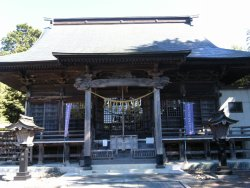 Hagurosan Toya Shrine