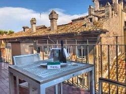 Amazing balcony to relax