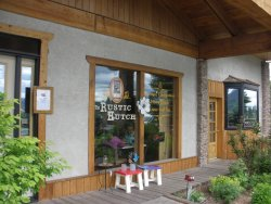 Timber Hitch Coffee Shop