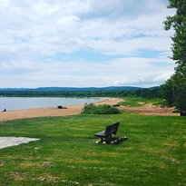 Deer Lake Beach