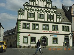 Tourist-Information Weimar