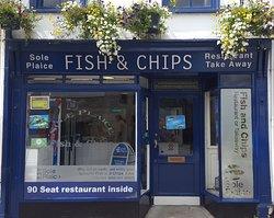 Sole Plaice Fish & Chips