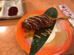 En no Sushi-Go-Round ( Kaitensushi ) Musashimaru