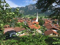 Der Kurpark in Schwangau