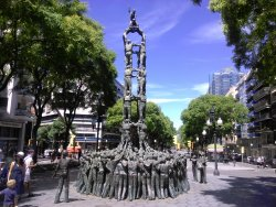 Monumento a los Castellers