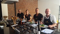 Uncorked Cooking WorkShop