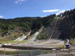 Vikersund Ski Jumping Center