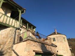 Cote-Serein - Chambres de la Tour Cachee