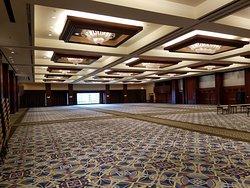 Empty Grand Ballroom