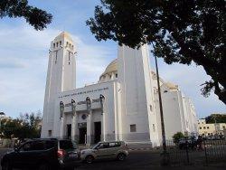 Cathedrale du Souvenir Africain de Dakar