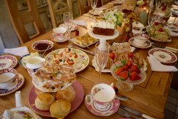 The Old Rectory Tearoom - RESERVATION IS REQUIRED