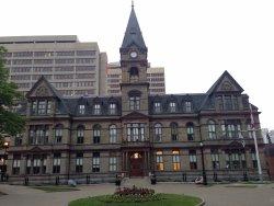 Beautiful Halifax City Hall