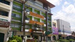 The Greenery Hotel in Krabi Town