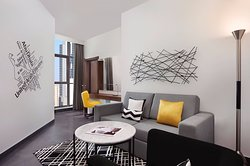 TRYP Family Room - Living Room
