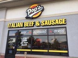 Pop's Italian Beef & Sausage