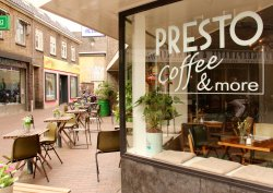 Presto Coffee & More