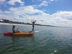 Barefoot Kayak & Paddle Board Rentals