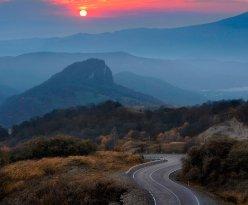 Gombori Pass