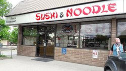 Sushi and Noodle