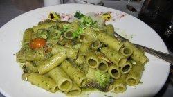 pasta dish not great