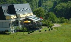 Stausee-Hotel-Restaurant