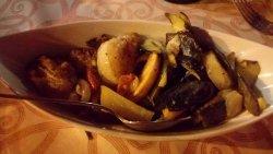 Misto di verdure e patate ciociare