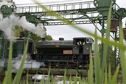 Stoomcentrum Maldegem (Steam train)