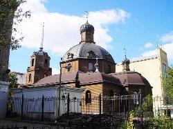 Simeon Verkhotursky Temple