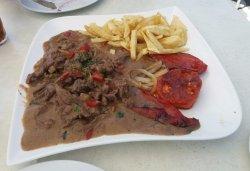 Restaurante Mirador de Chirche