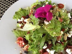 Casa Isabella salad