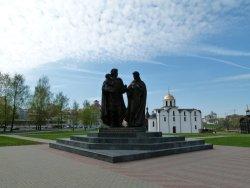 Monument to Alexander Nevsky