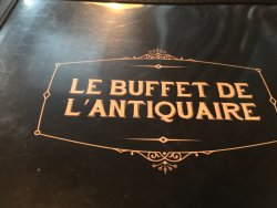 Buffet de l'Antiquaire