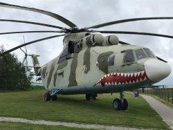 Belarus Aerospace Museum