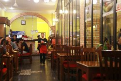 The Red Tomato Italian & Khmer Restaurant