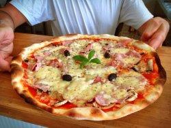 Pizza baïa