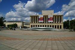 Teatr Wielki in Lodz