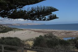 Normanville Beach view