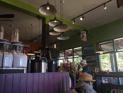 T.J Beans Coffee