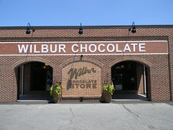 ‪Wilbur Chocolate Candy Store‬