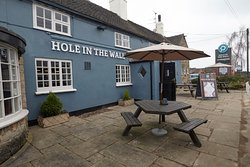 Hole in the Wall Stonehouse Pizza & Carvery